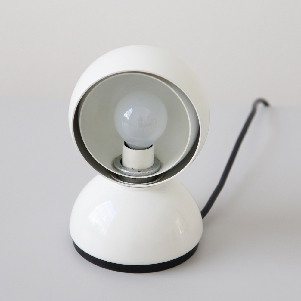eclisse desk lamp by vico magistretti for artemide 1960s - Artemide Lighting