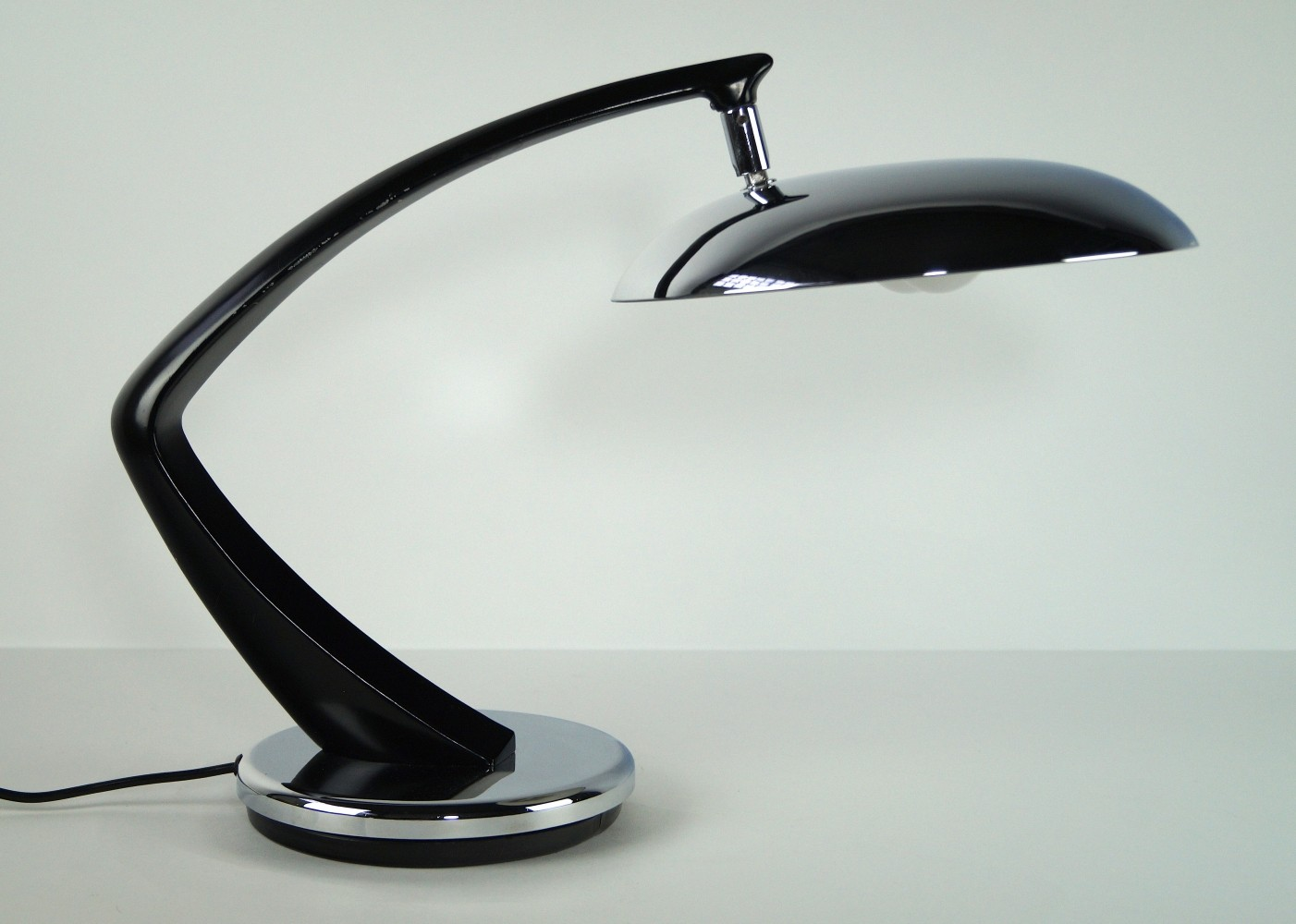 Fase Boomerang Desk Lamp, Madrid 1960s