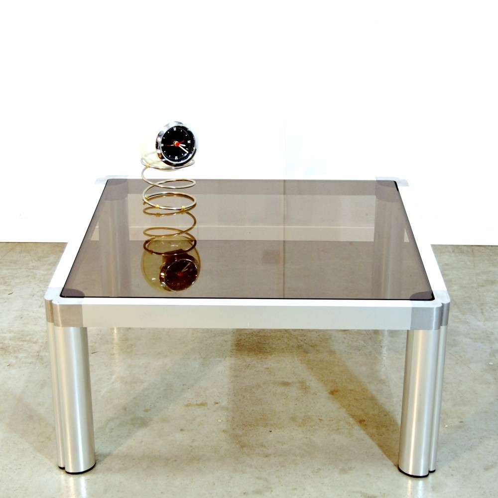 Model 80 coffee table by kho liang ie for artifort 1970s for Coffee table 80 x 80