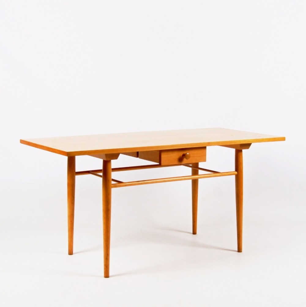 Folding coffee dining table by luv praha 1960s 63222 luv praha coffee table 1960s geotapseo Images