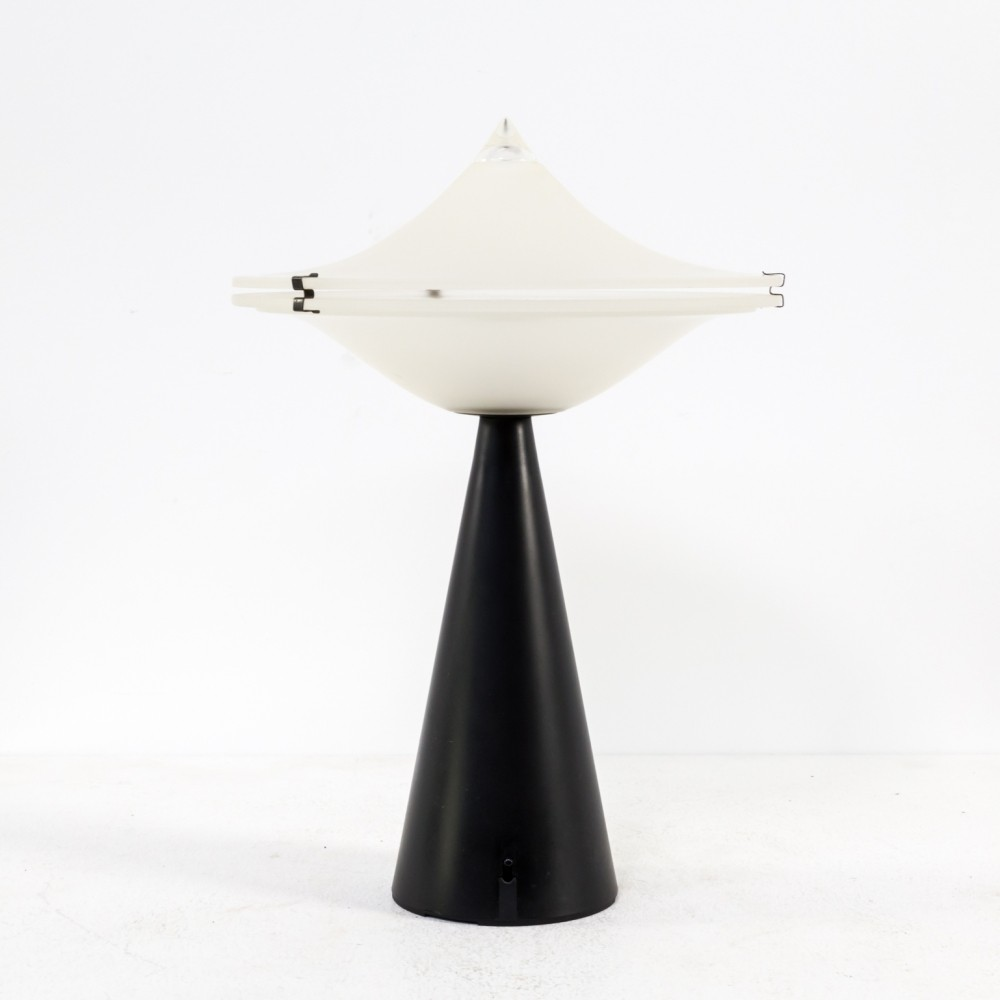 ali n desk lamp by cesare lacca for tre ci luce 1970s 65341. Black Bedroom Furniture Sets. Home Design Ideas