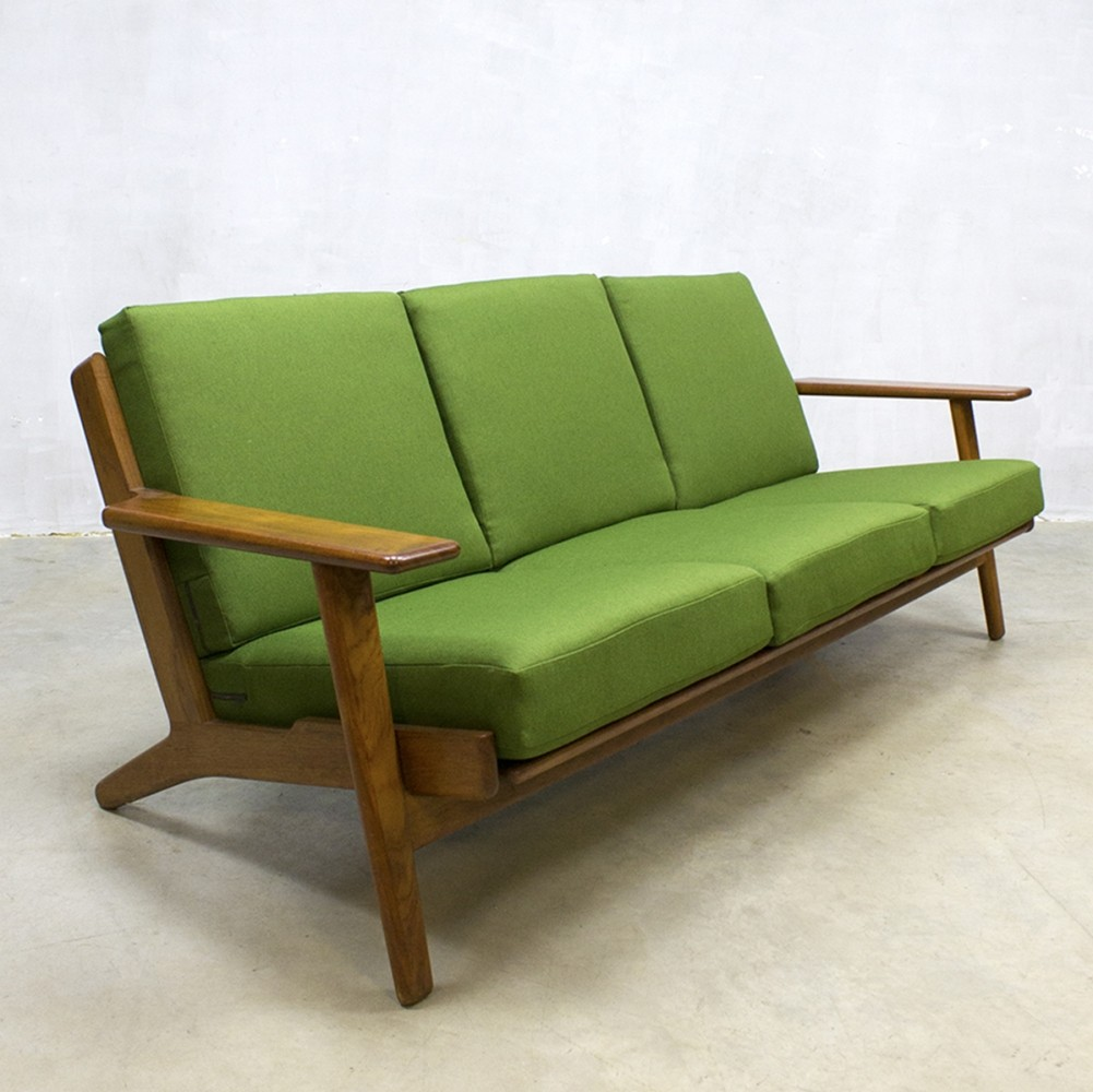 Sofa by Hans Wegner for Getama, 1950s