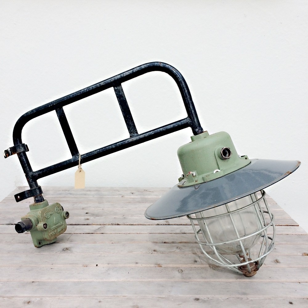 Vintage wall lamp, 1930s