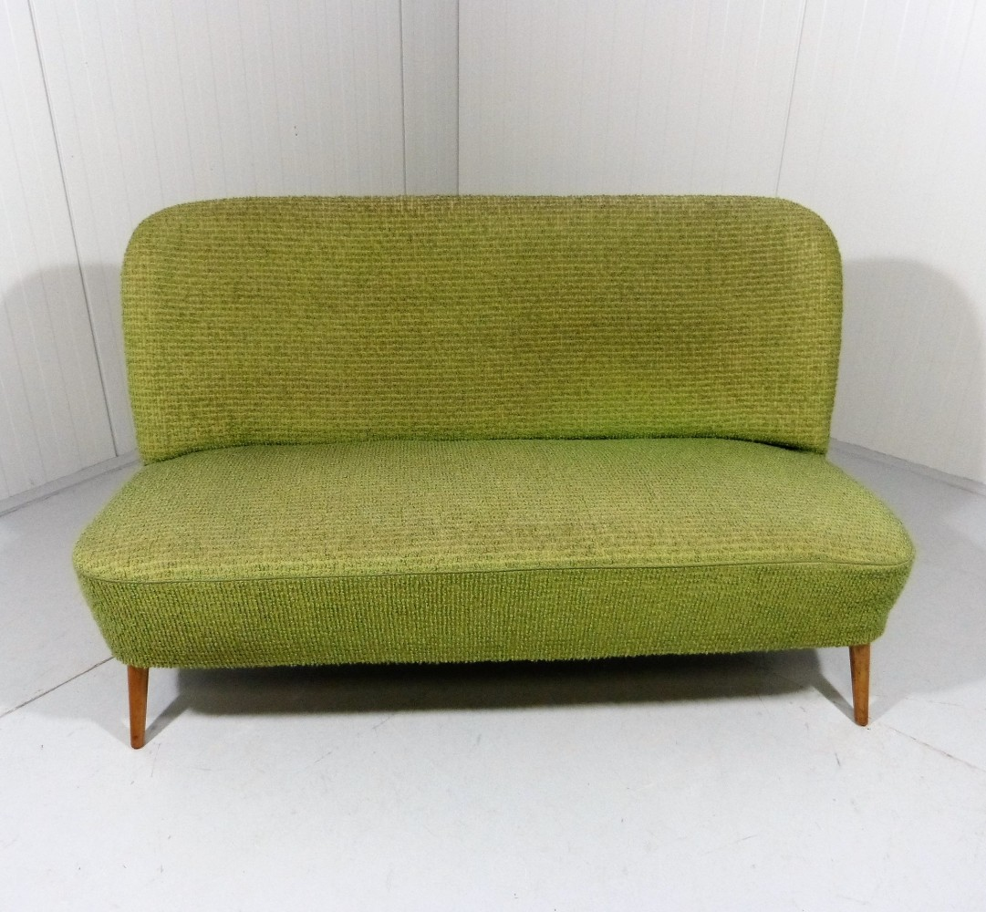 Exceptional Cocktail Sofa, 1950s