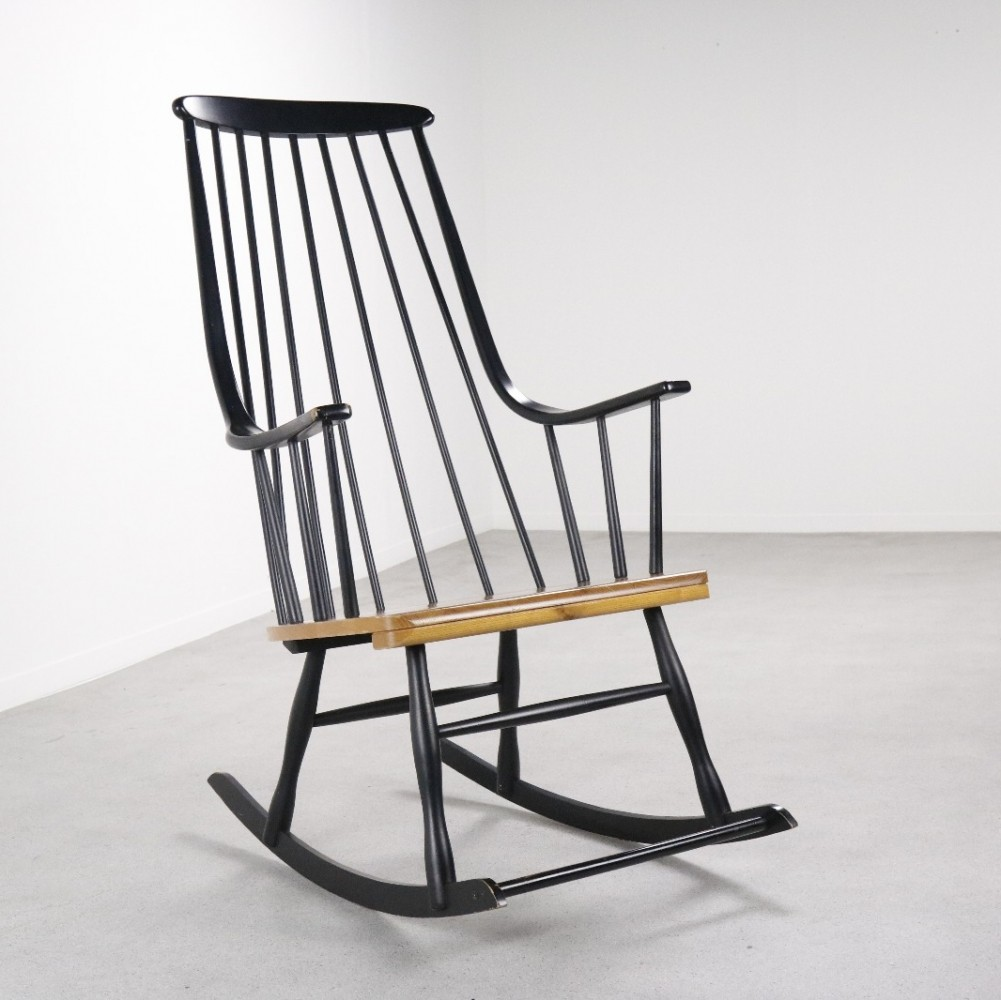 Grandessa rocking chair by Lena Larsson, 1950s