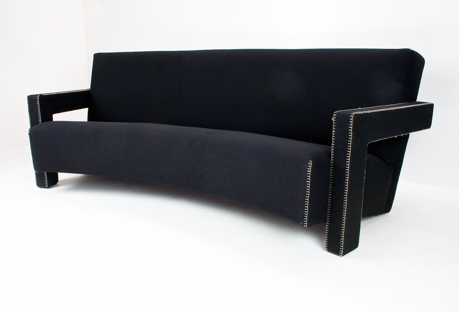 Utrecht sofa by Gerrit Rietveld for Cassina, 1930s