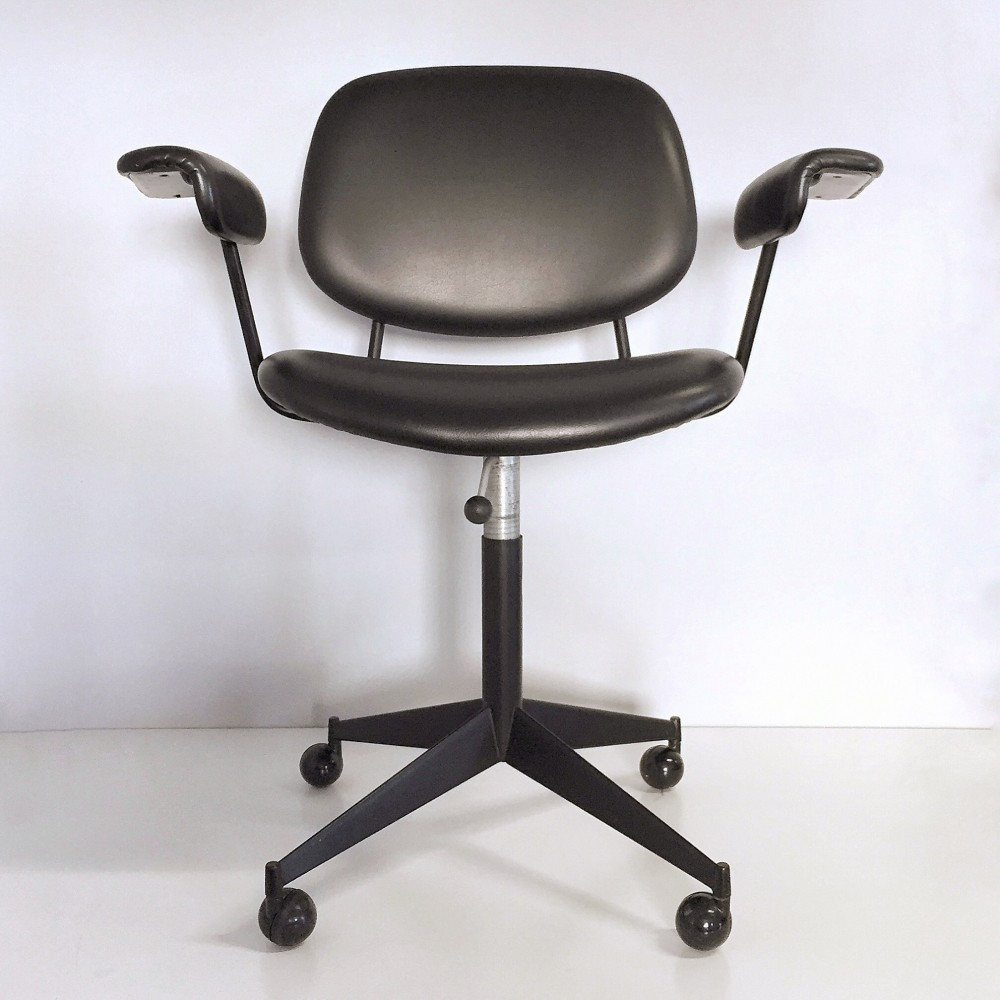 Office Chair By Studio BBPR For Olivetti, 1960s