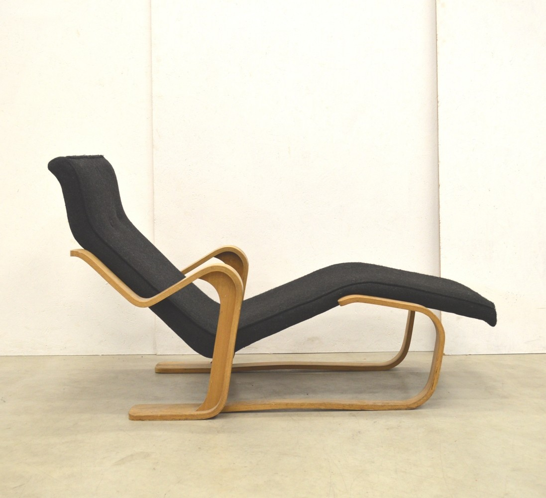 Lounge Chair By Marcel Breuer For Isokon, 1930s