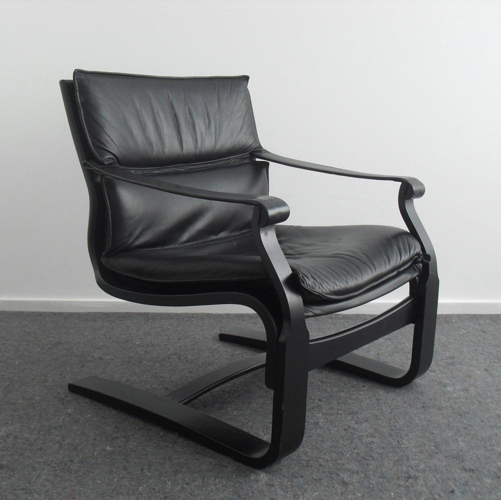 Lounge chair by Ake Fribytter for Nelo, 1970s