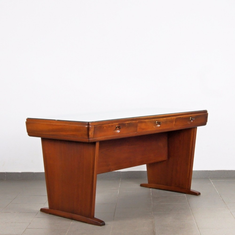 Writing Desk By Jan Vaněk For S B 1950s