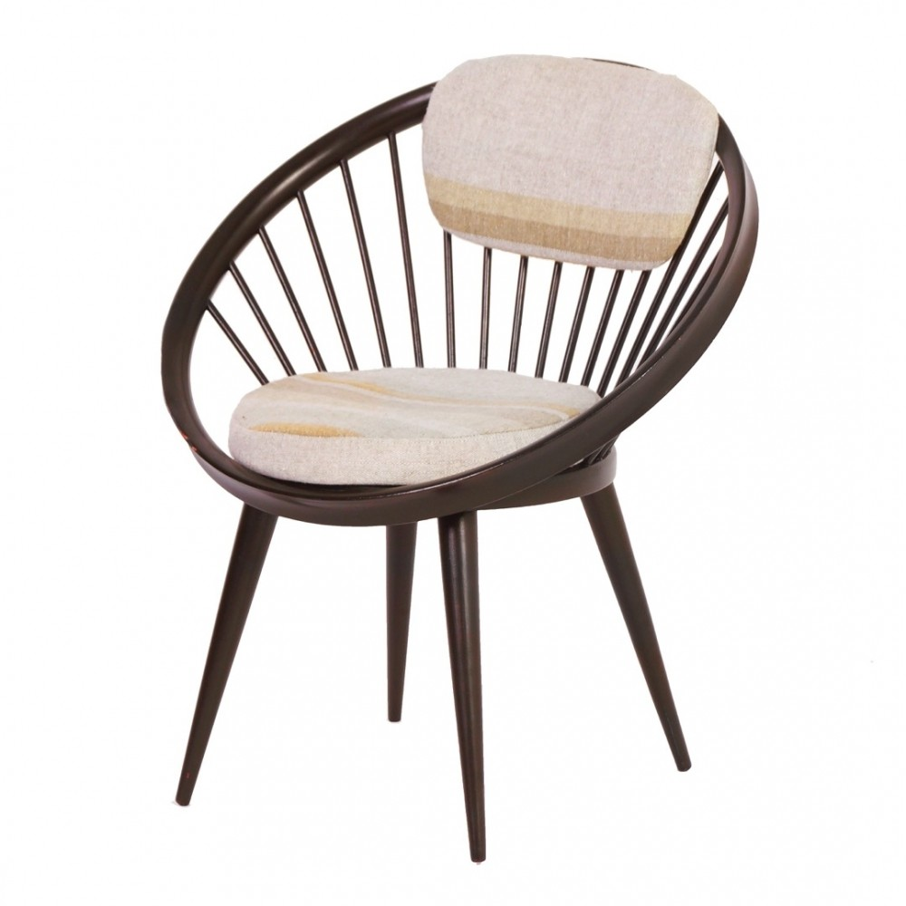 Circle Chair by Yngve Ekstrom for Swedese, ca 1960 #67819