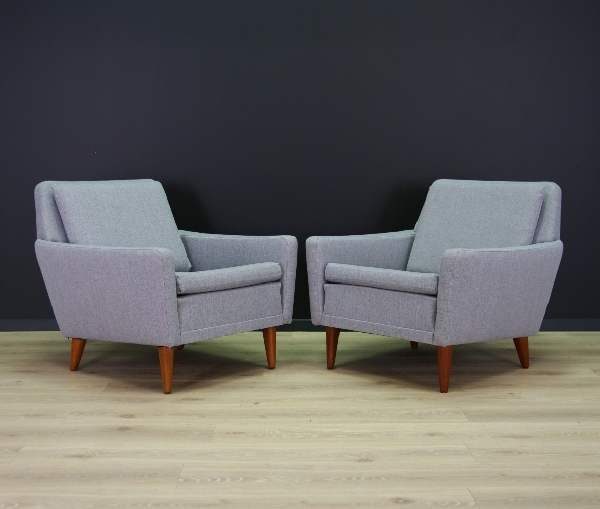 2 X Arm Chair By Folke Ohlsson For Dux, 1960s