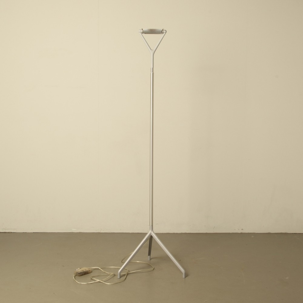 Lola floor lamp by Paolo Rizzatto & Alberto Meda for Luceplan, 1980s