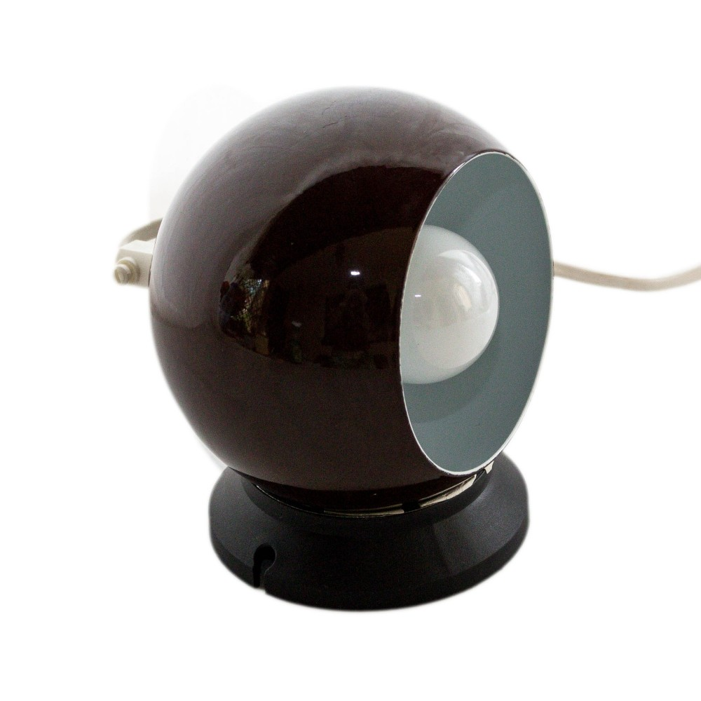 Magnetic Ball wall lamp by Benny Frandsen, 1960s