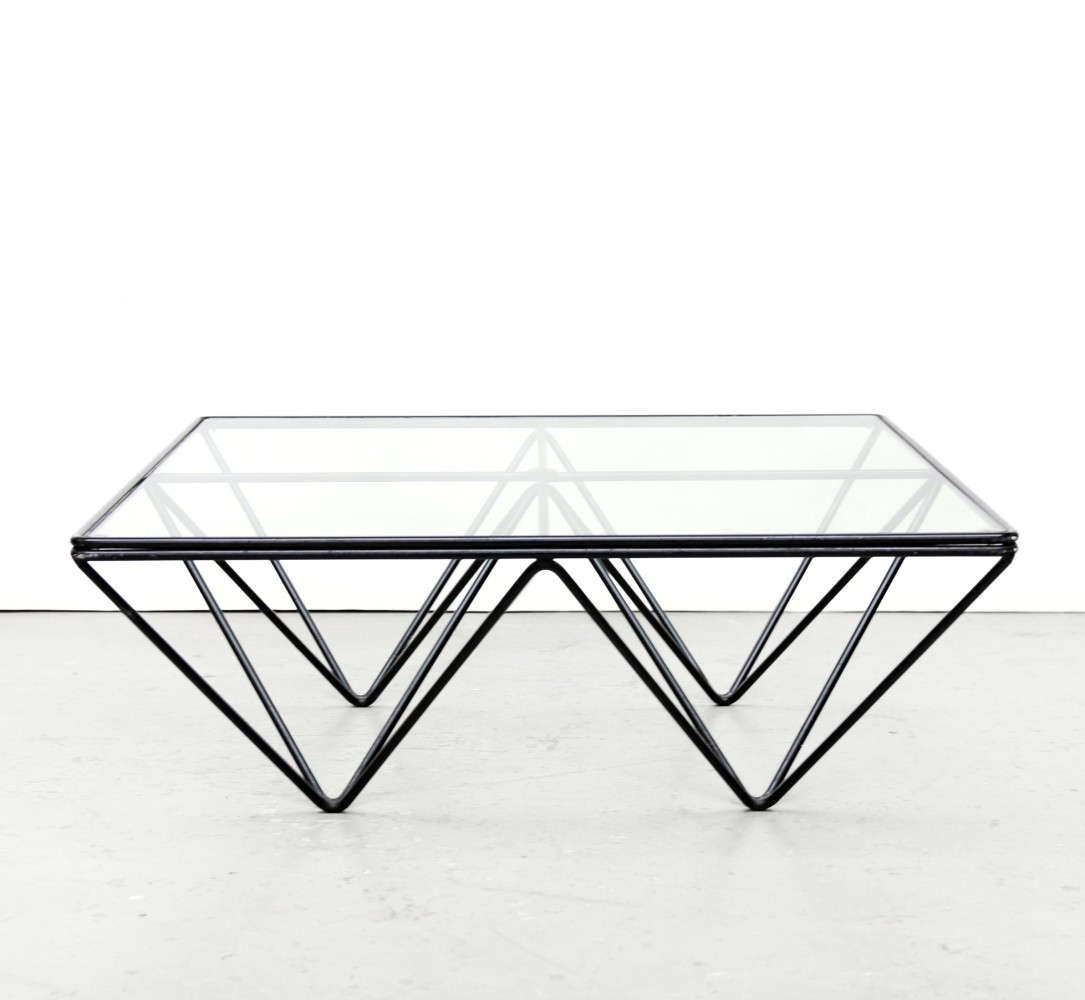 Alanda coffee table by Paolo Piva for BB Italia, 1980s