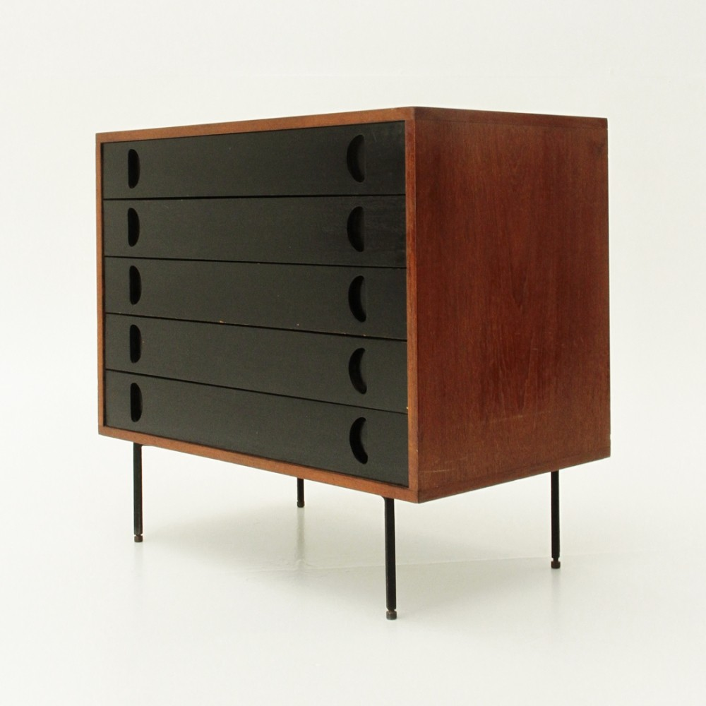 Chest of drawers by Franco Campo & Carlo Graffi for Home, 1950s