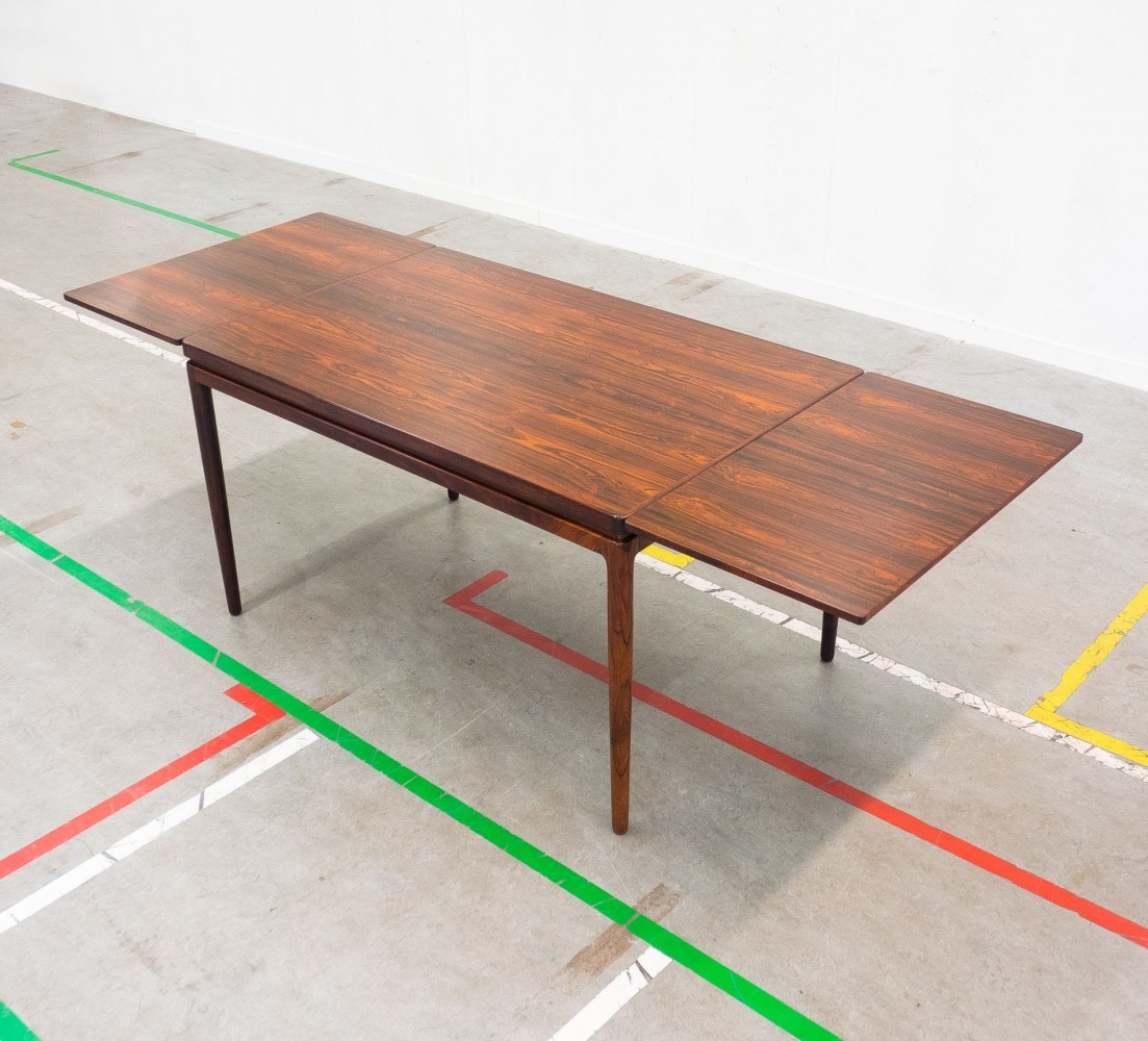 Christian Linneberg dining table, 1960s