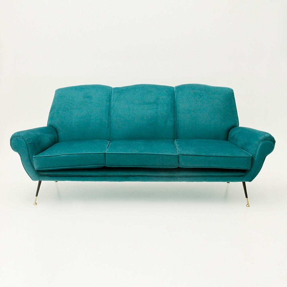 Vintage sofa 1950s 70091 for 50s sectional sofa