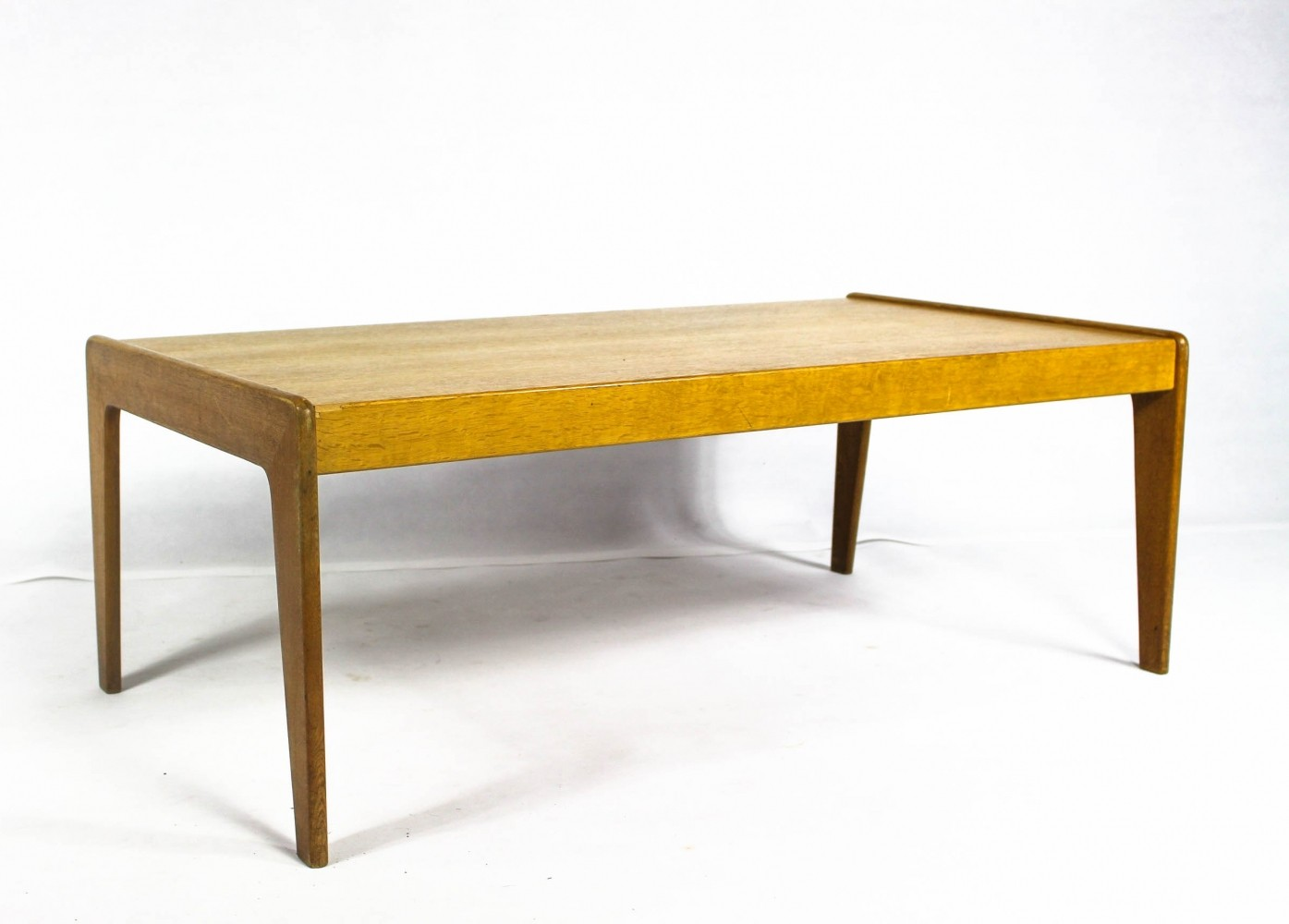 Teak coffee table by arne wahl iversen for komfort 70098 teak coffee table by arne wahl iversen for komfort geotapseo Image collections