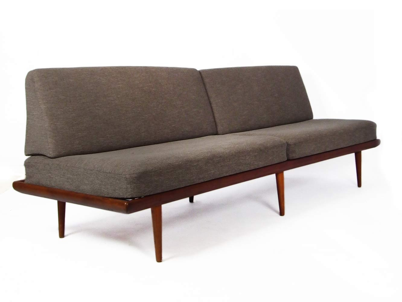 Daybed by Peter Hvidt & Orla Mølgaard Nielsen for France & Son, 1950s
