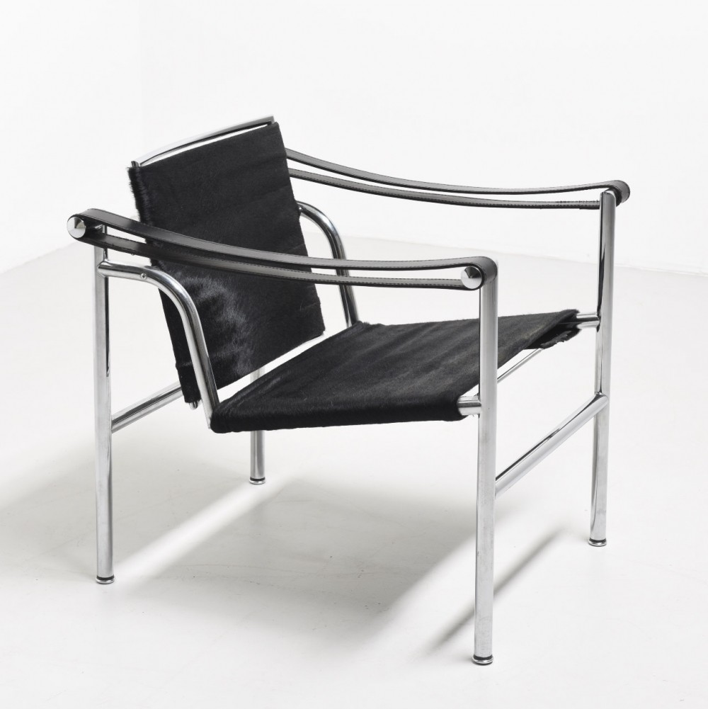 Lc1 Arm Chair By Pierre Jeanneret Amp Charlotte Perriand For