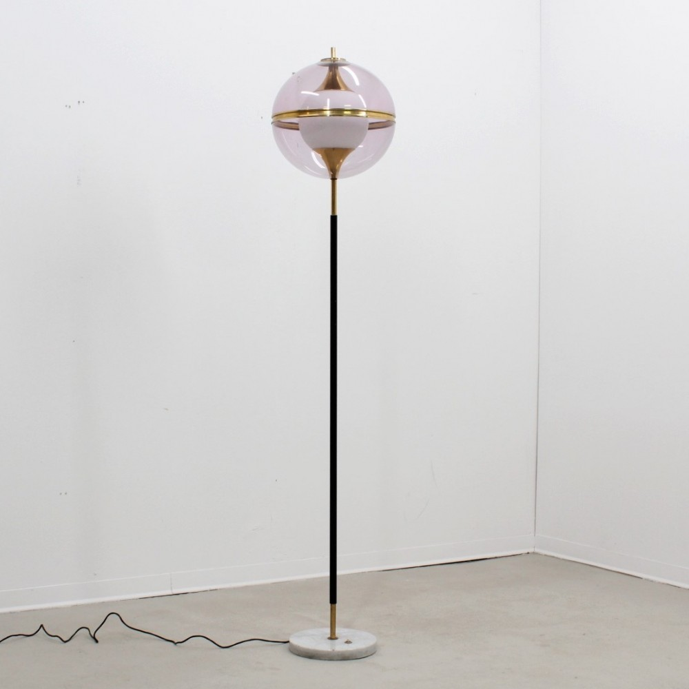 Stilux Milano floor lamp, 1950s