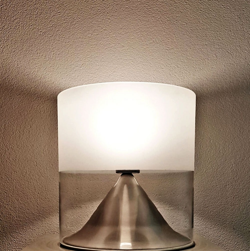 Mont Cenis desk lamp by Raak Amsterdam, 1970s