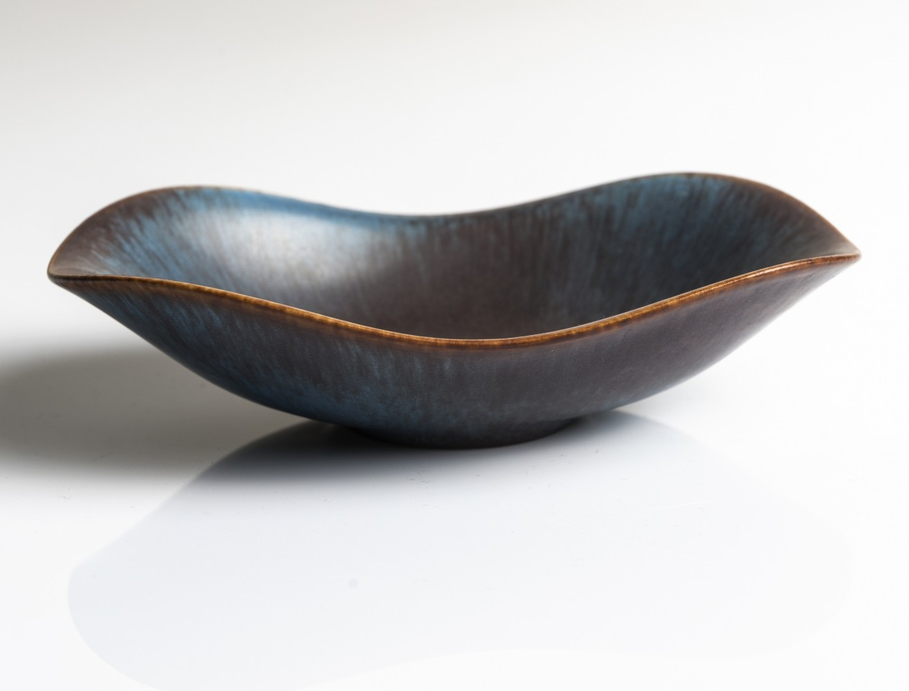 ARF Biomorphic Bowl by Gunnar Nylund for Rörstrand, 1950s