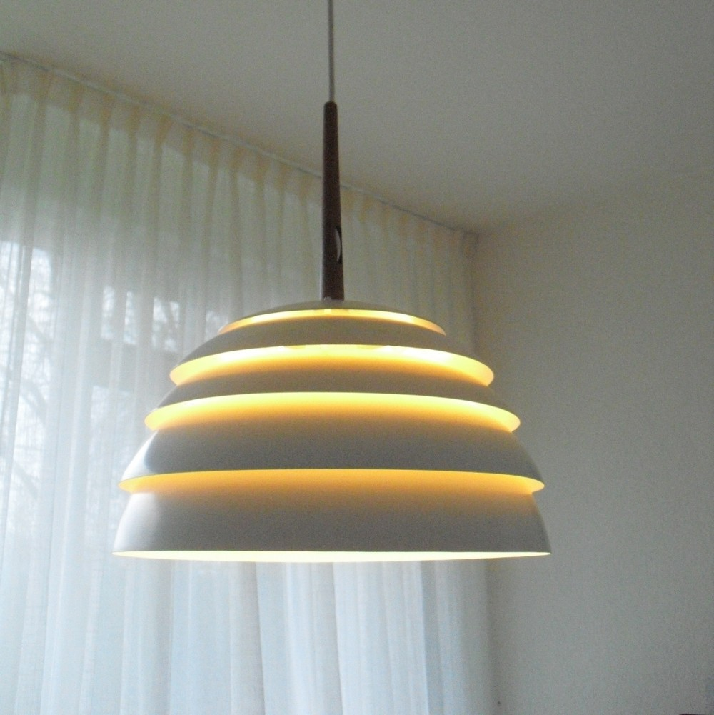 Dome hanging lamp by Hans Agne Jakobsson for AB Markaryd, 1960s