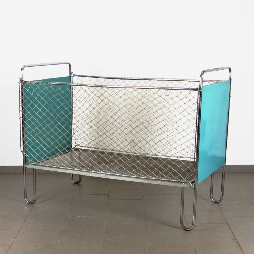 278 D Baby bed by Hynek Gottwald, 1930s