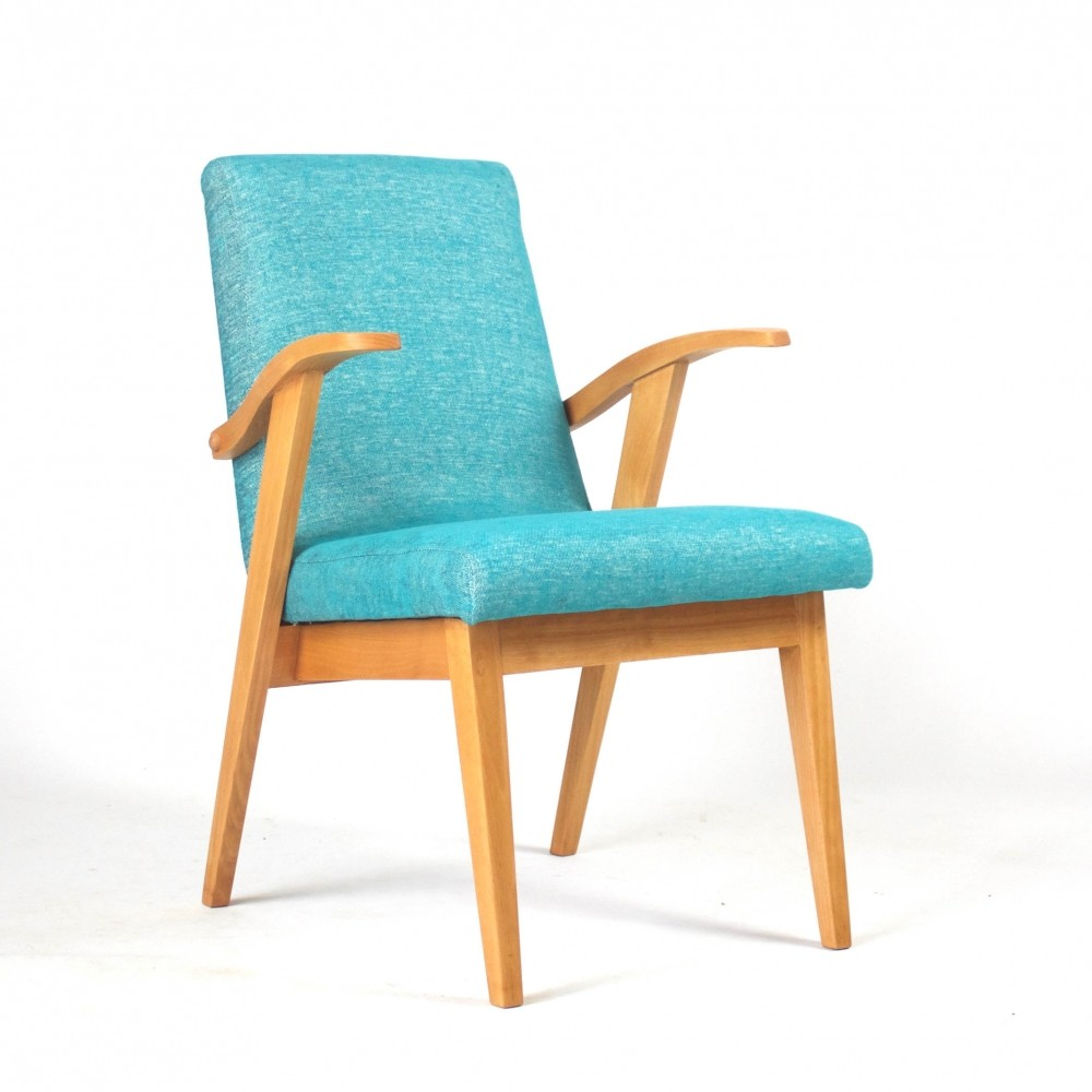 Design chair by M. Puchała, 1970s