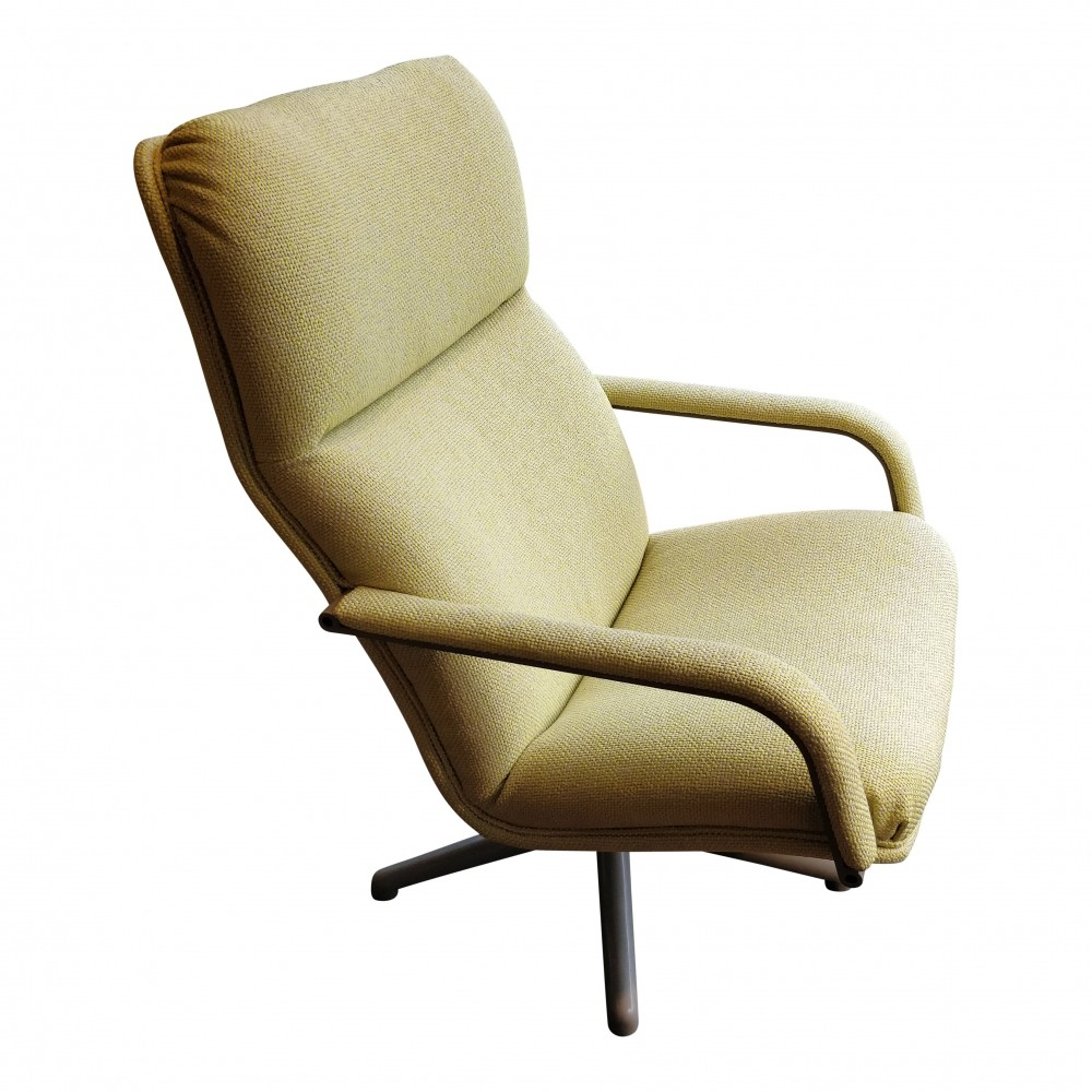 F154 lounge chair by Geoffrey Harcourt for Artifort, 1960s