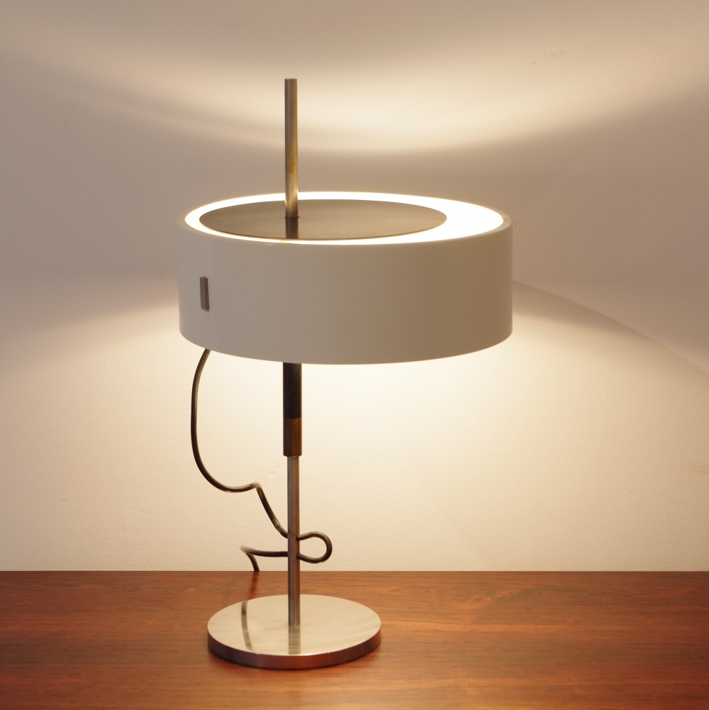 Mod 243 Desk Lamp By Angelo Ostuni Amp Roberto Forti For