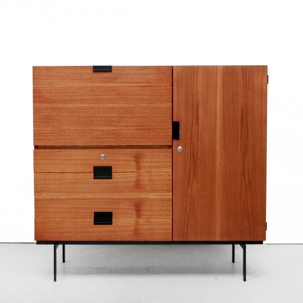 CU01 cabinet by Cees Braakman for Pastoe, 1950s