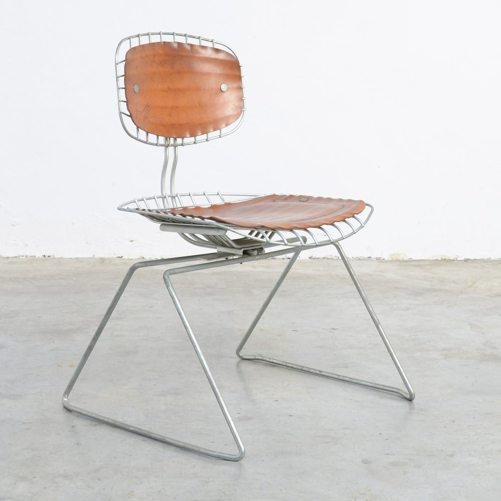 Beaubourg Chair by Michel Cadestin & Georges Laurent