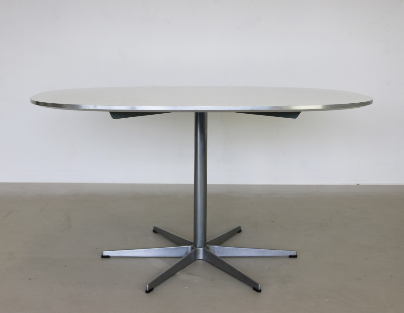 Dining table by Bruno Mathsson & Piet Hein for Fritz Hansen, 1970s