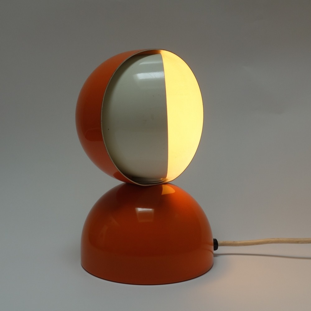 Eclisse desk lamp by Vico Magistretti for Artemide, 1960s