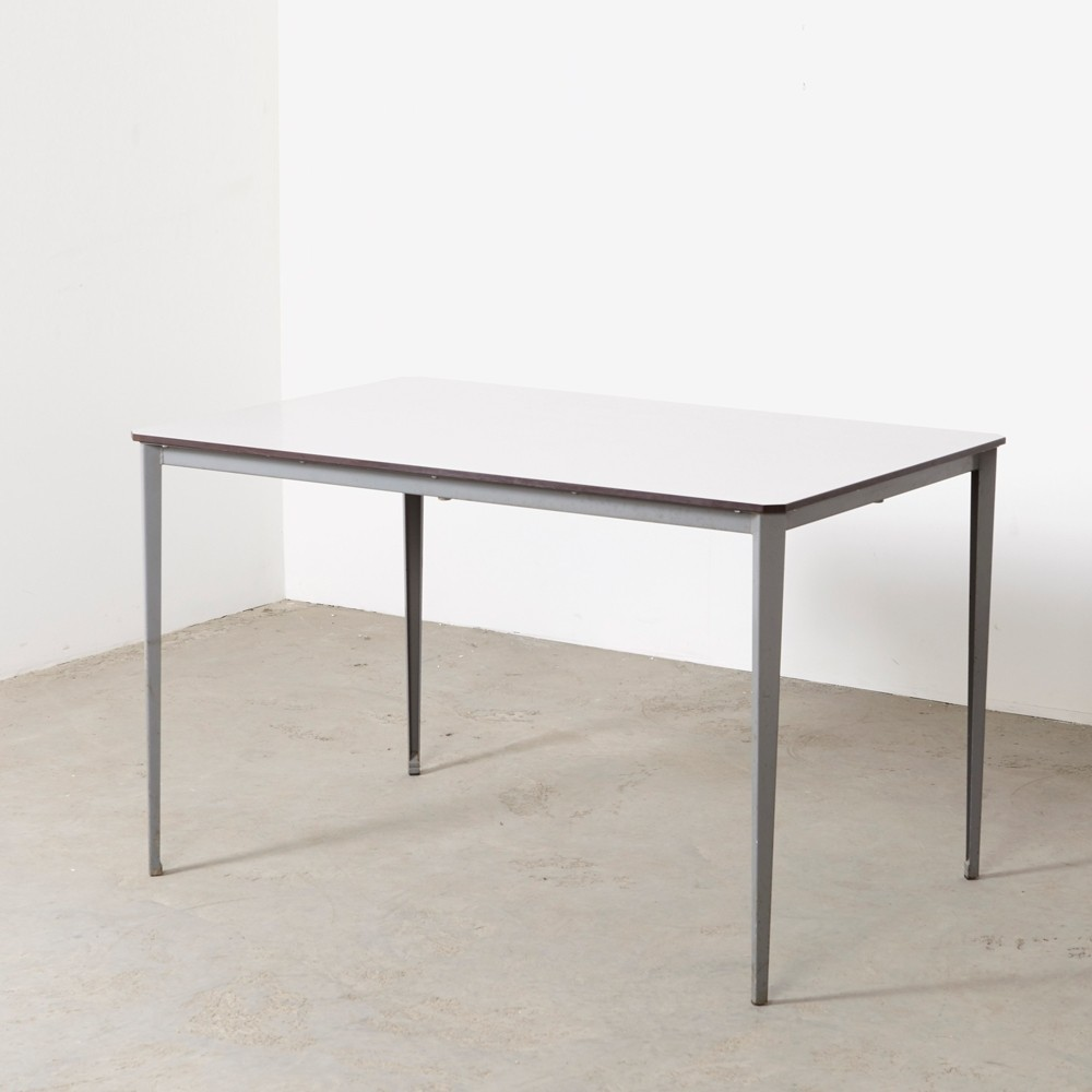 Recent dining table by Wim Rietveld for Ahrend de Cirkel, 1960s