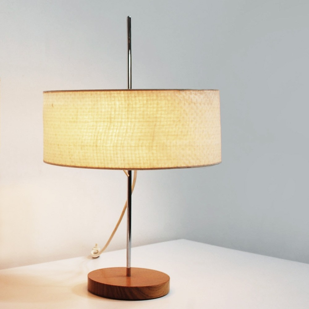 Adjustable table lamps 1950s 78610 adjustable table lamps 1950s aloadofball Image collections