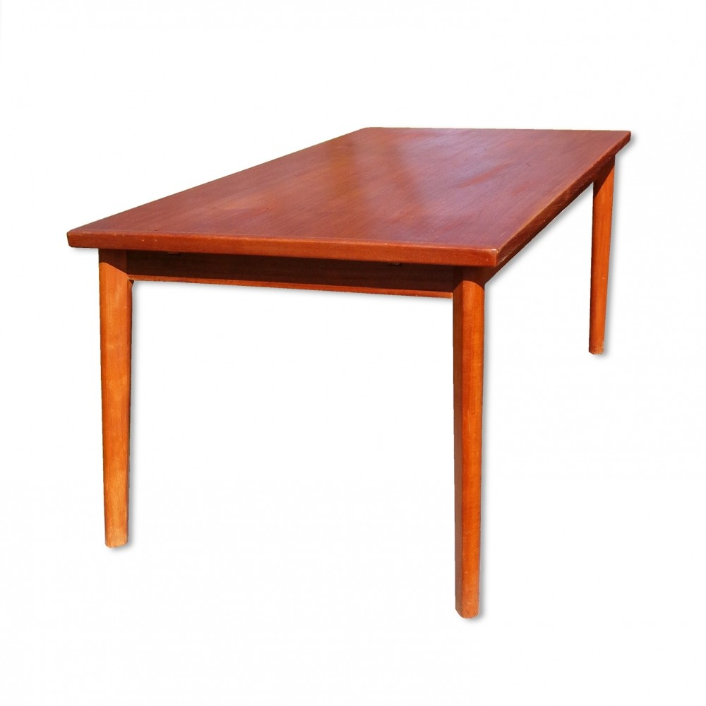 Dining table made of teak, 1960s