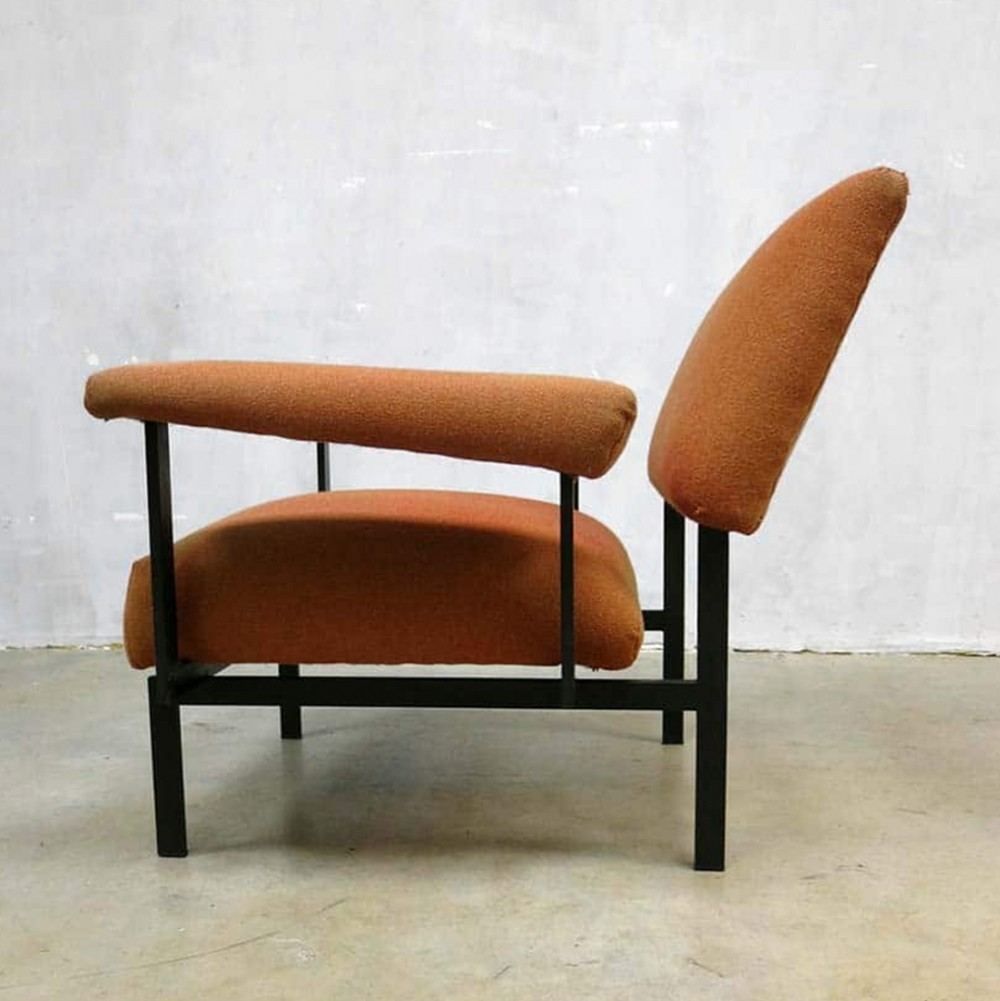 FM70 arm chair by Cees Braakman for Pastoe, 1950s