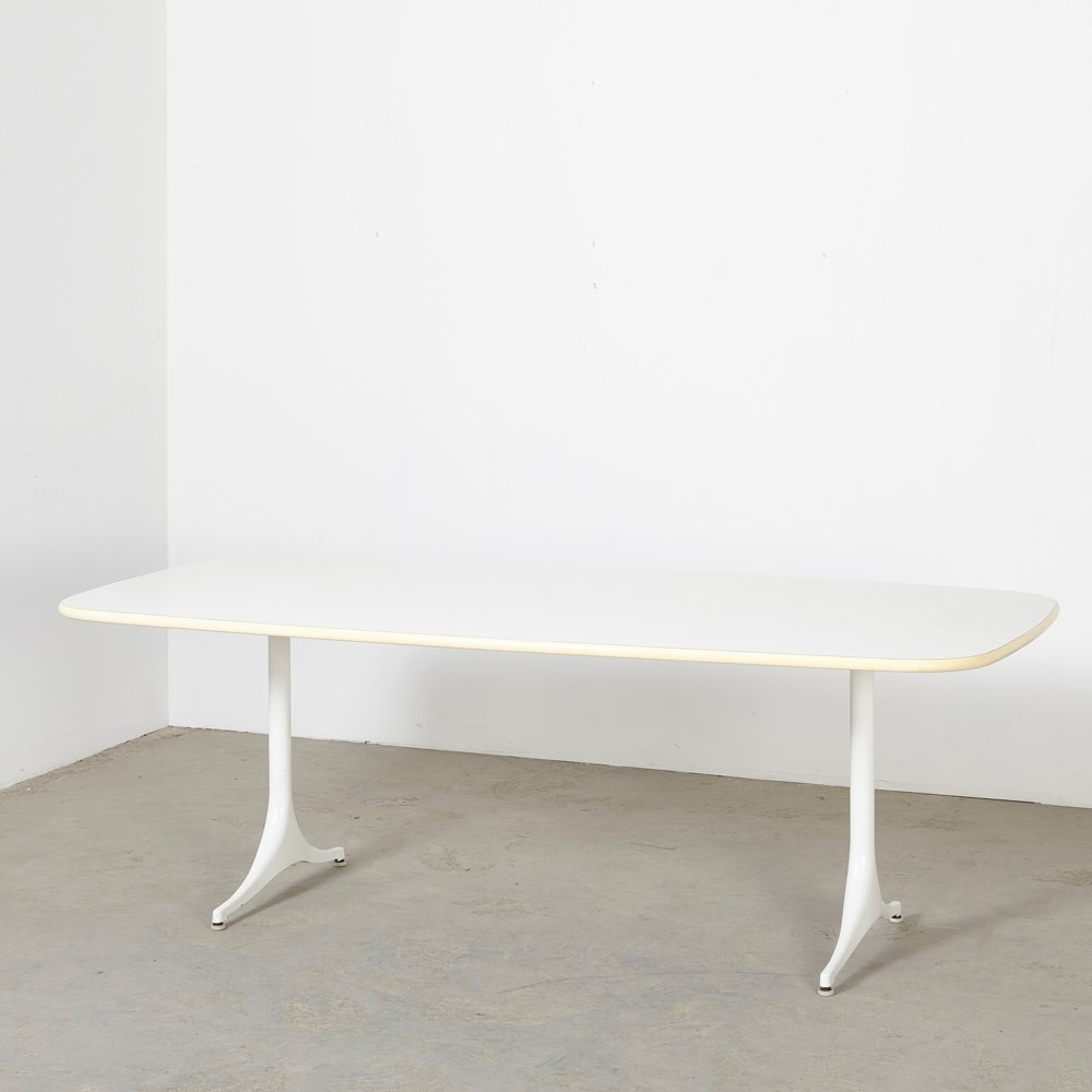 Xxl Dining Table By George Nelson For Herman Miller 1960s 79742