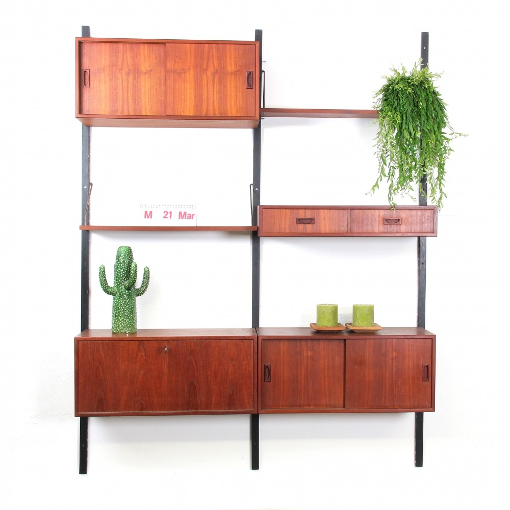 Cadovius Royal System Wall Unit