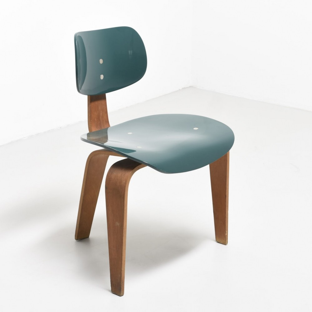 SE 42 Dining chair by Egon Eierman, 1949