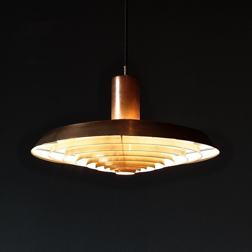 Hanging Lamp Philippines: PH Plate Hanging Lamp By Poul Henningsen For Louis Poulsen