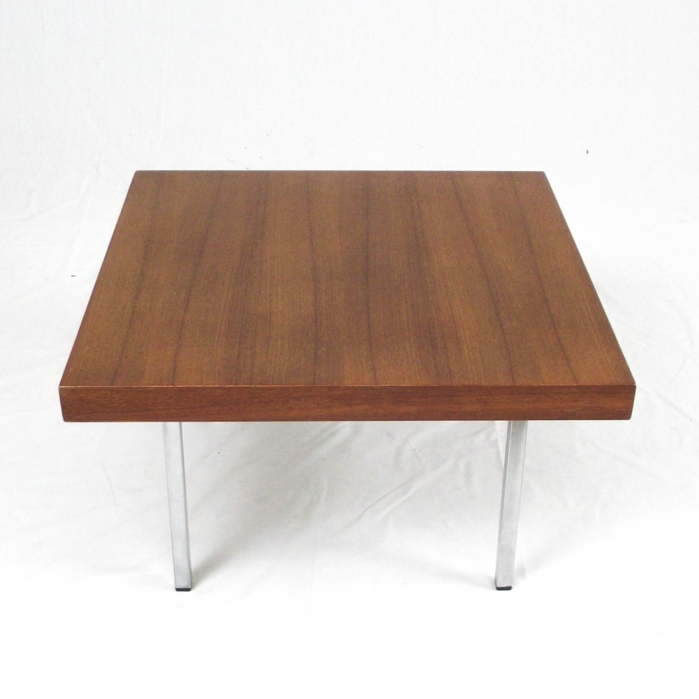Artifort model 1844 squared coffee table by Kho Liang Ie, 1960s