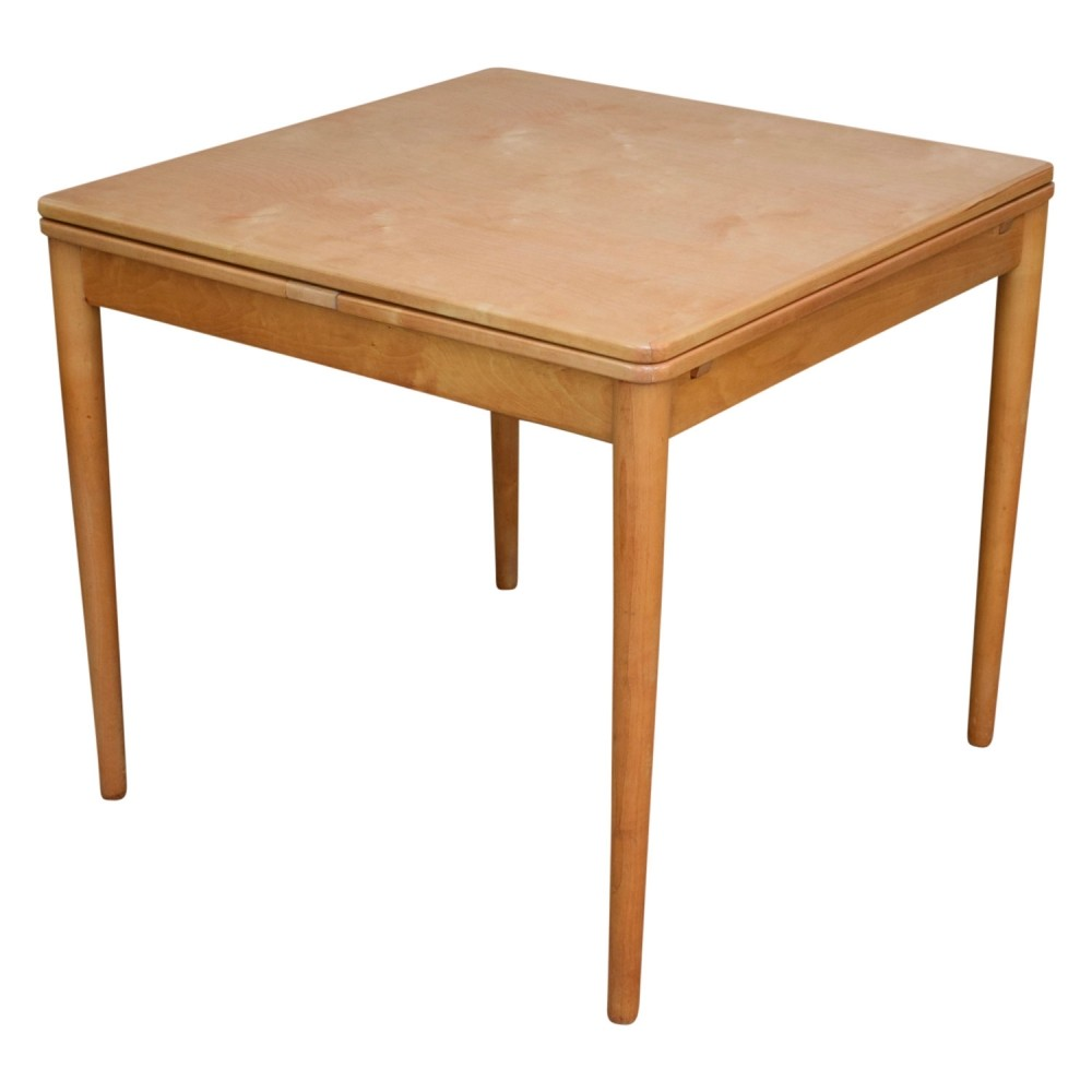 Birch dining table by Cees Braakman for Pastoe