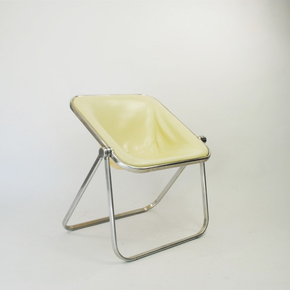 Plona lounge chair by Giancarlo Piretti for Castelli, 1970s