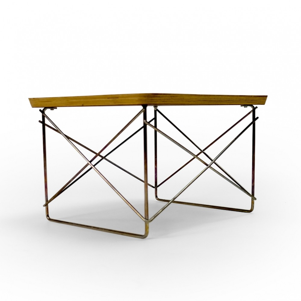 Eames LTR occasional table, 1980s