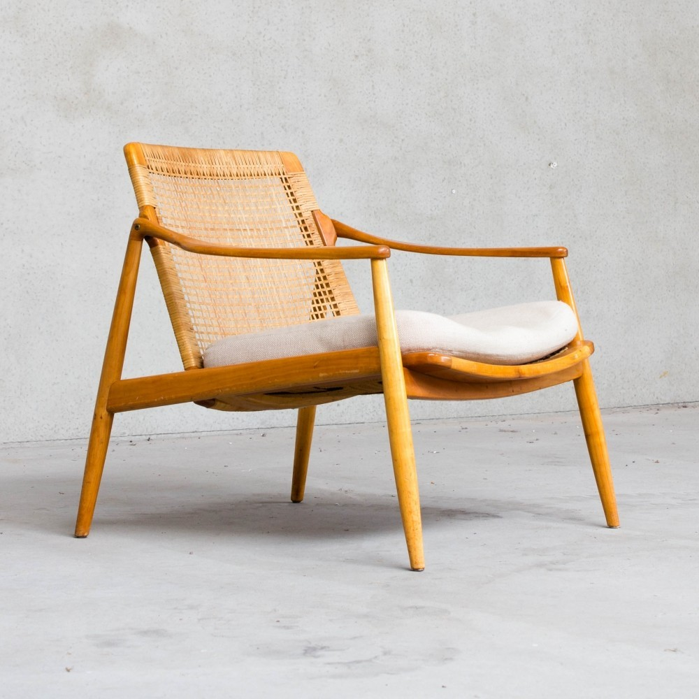 Arm Chair by Hartmut Lohmeyer for Wilkhan